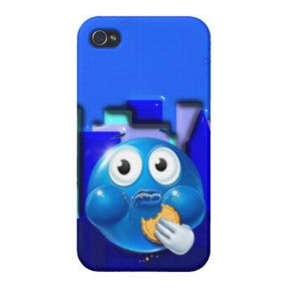 Diseño del caso del iPhone de Emoji iPhone 4/4S Carcasa