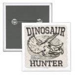 Diseño del cazador del dinosaurio por los estudios pin