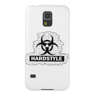 Diseño del choque de la pared de Hardstyle Funda Galaxy S5