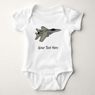 Diseño del combatiente F15 Body Para Bebé