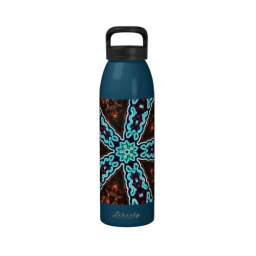 Diseño del cordón botella de agua reutilizable