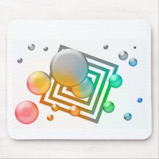 diseño del cosmos mouse pads