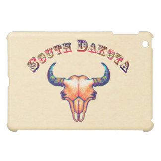 Diseño del cráneo del bisonte del búfalo de Dakota