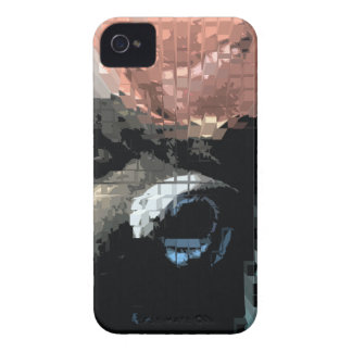 Diseño del cuadrado #6 iPhone 4 cárcasa
