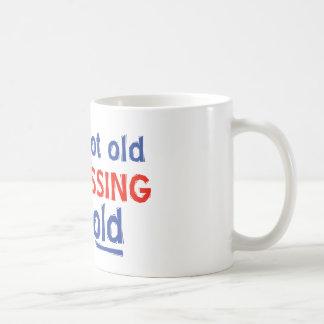 diseño del cumpleaños de 51 años tazas de café