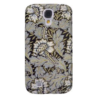 Diseño del damasco de William Morris Funda Para Galaxy S4