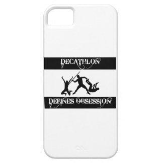 diseño del decathlon iPhone 5 Case-Mate coberturas