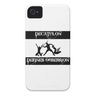 diseño del decathlon iPhone 4 cobertura