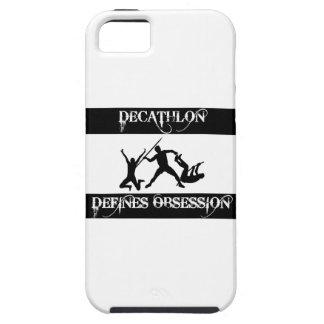 diseño del decathlon iPhone 5 Case-Mate funda