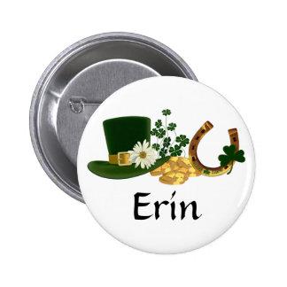 Diseño del día de St Patrick ADAPTABLE Pin
