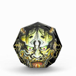Diseño del diablo de Oni