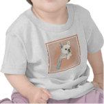 Diseño del dogo francés camisetas