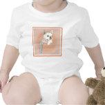 Diseño del dogo francés trajes de bebé