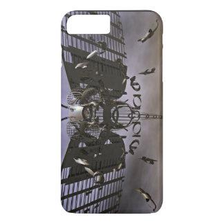 diseño del drafon 3D Funda iPhone 7 Plus