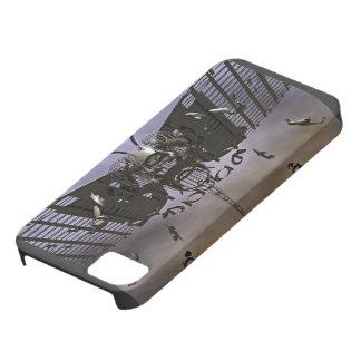 diseño del drafon 3D Funda Para iPhone SE/5/5s