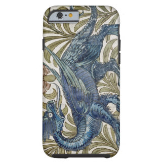 """Diseño del """"dragón"""" para una teja (w/c en el funda de iPhone 6 tough"""