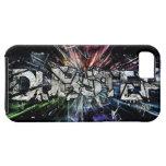 diseño del dubstep iPhone 5 Case-Mate coberturas