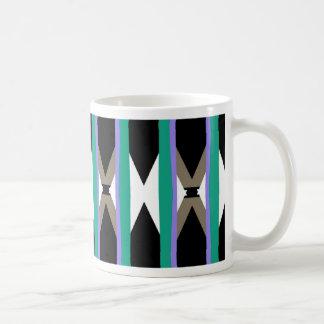 diseño del elevador de los años 30 taza de café