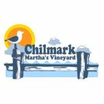 """Diseño del """"embarcadero"""" de Chilmark Escultura Fotografica"""