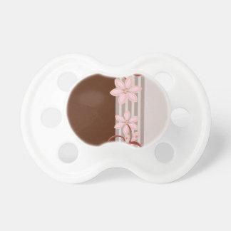 Diseño del enrejado chupetes para bebés