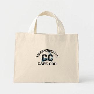 Diseño del equipo universitario de Cape Cod Bolsa De Mano