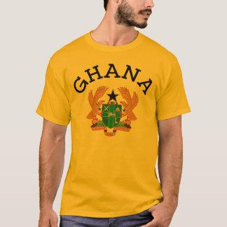 diseño del escudo de armas de Ghana Playera