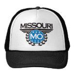 Diseño del escudo de Missouri Gorros Bordados
