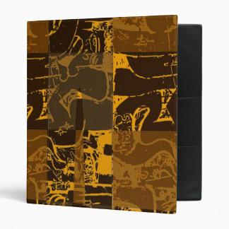 """Diseño del extracto de Brown Carpeta 1"""""""