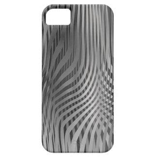 Diseño del extracto sombreado con clase de B y de iPhone 5 Cárcasa