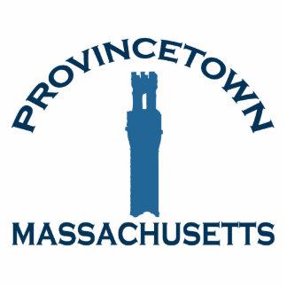 """Diseño del """"faro"""" de Provincetown Esculturas Fotográficas"""