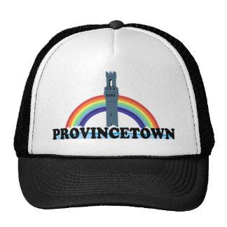 """Diseño del """"faro"""" de Provincetown Gorros"""