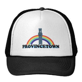 """Diseño del """"faro"""" de Provincetown Gorras De Camionero"""
