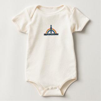 """Diseño del """"faro"""" de Provincetown Trajes De Bebé"""