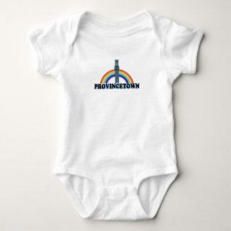 """Diseño del """"faro"""" de Provincetown Tee Shirts"""