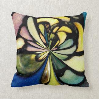 Diseño del flujo de Tiffany Cojines