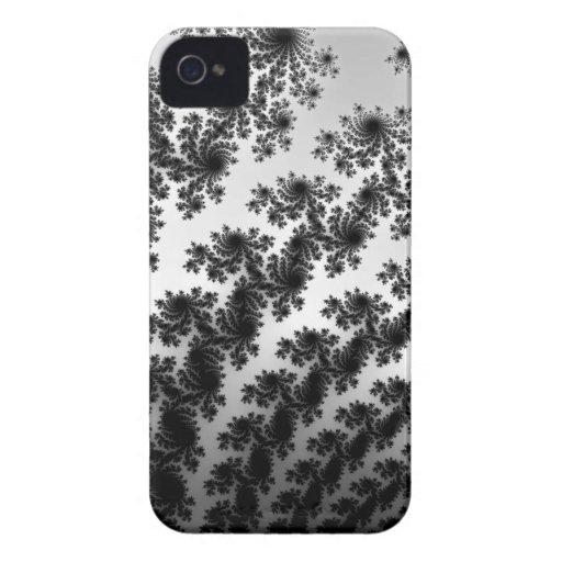 Diseño del fractal Case-Mate iPhone 4 cárcasas