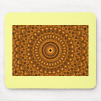 Diseño del fractal de los spirles de Brown y del o Tapete De Ratones