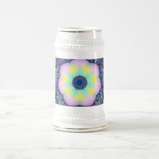 Diseño del fractal del caleidoscopio (productos mú tazas