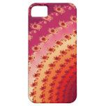 diseño del fractal iPhone 5 Case-Mate fundas
