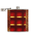 Diseño del frasco de bolsillo de la firma