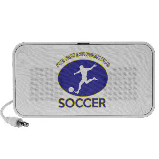 diseño del fútbol iPhone altavoces