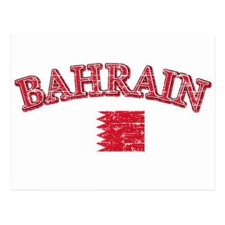 Diseño del fútbol de Bahrein Postal