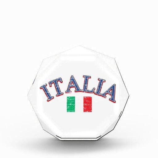 Diseño del fútbol de Italia