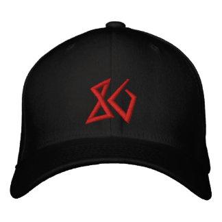 Diseño del garrapatos 86 gorras bordadas