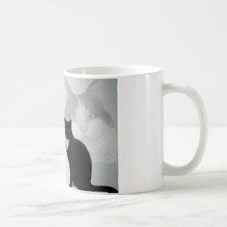 Diseño del gato - poema del amigo taza