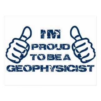 Diseño del geofísico postal