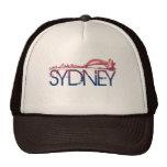 Diseño del horizonte de Sydney Gorros