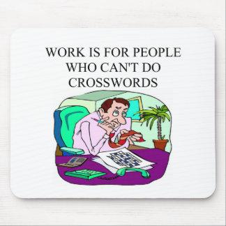 diseño del jugador del juego scabble y de palabra tapete de raton