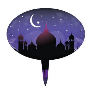 Diseño del kareem del Ramadán Decoración Para Tarta