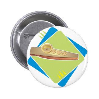 diseño del kazoo pin